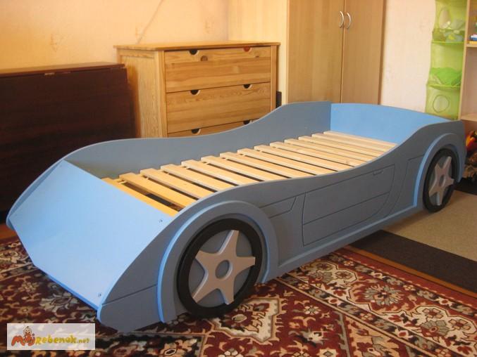 Кровать машины для мальчика своими руками