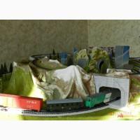 Готовый макет железной дороги MEHANO в Красноярске